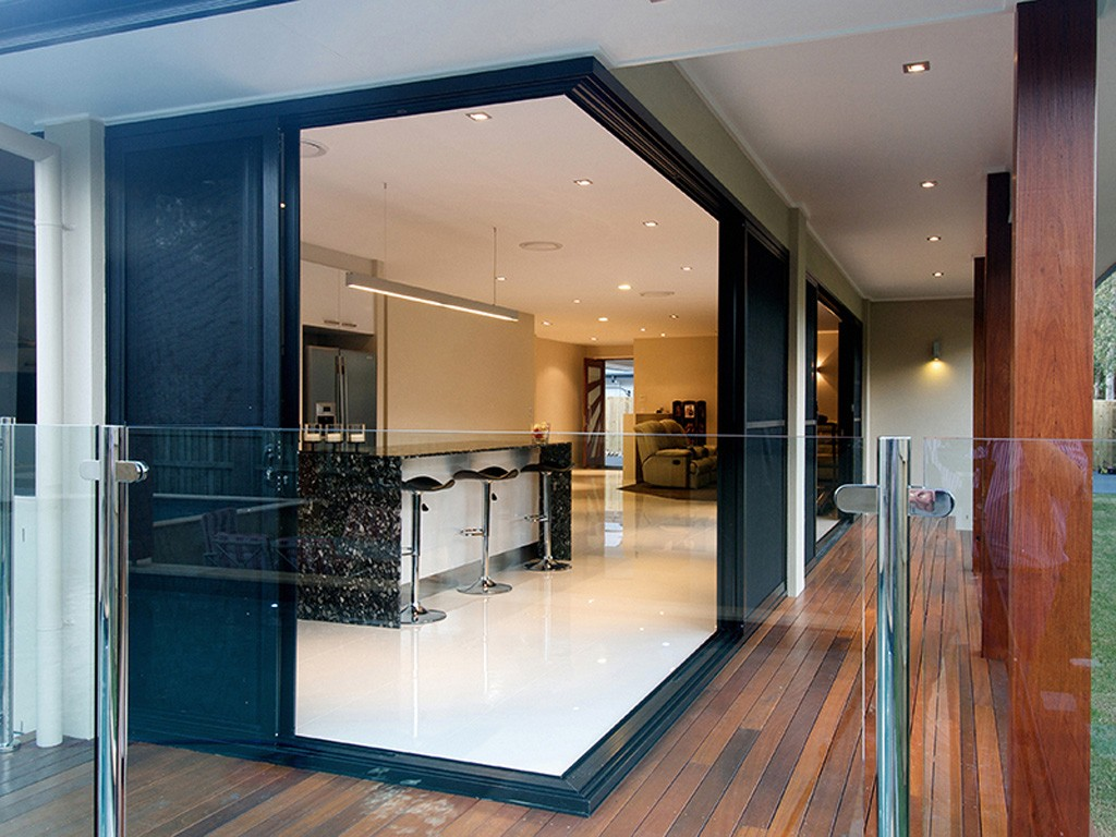 Signature Stacking Amp Stacked Sliding Doors